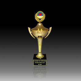 Cúp Kim Loại VHV-CKL9