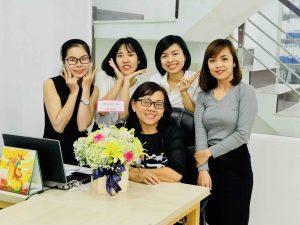 team kinh doanh - QT Văn Hoá Việt