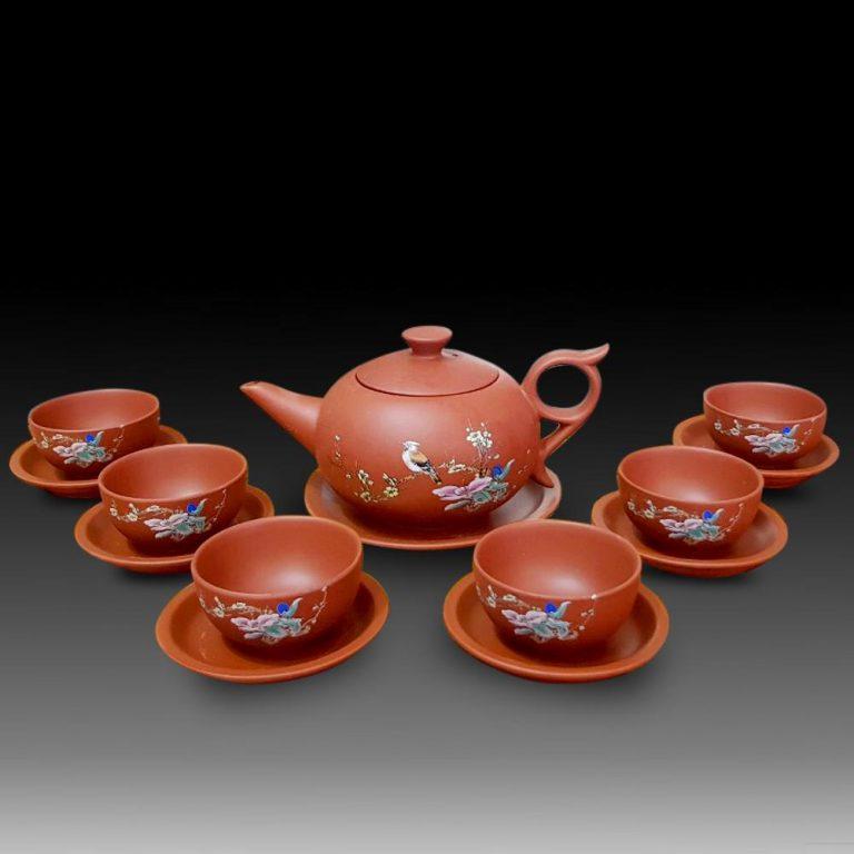 Bộ ấm trà 011