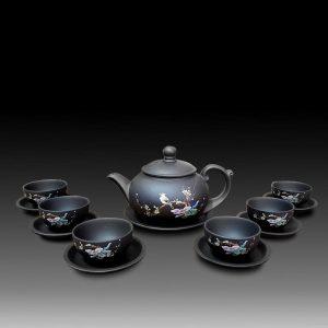 Bộ ấm trà 012