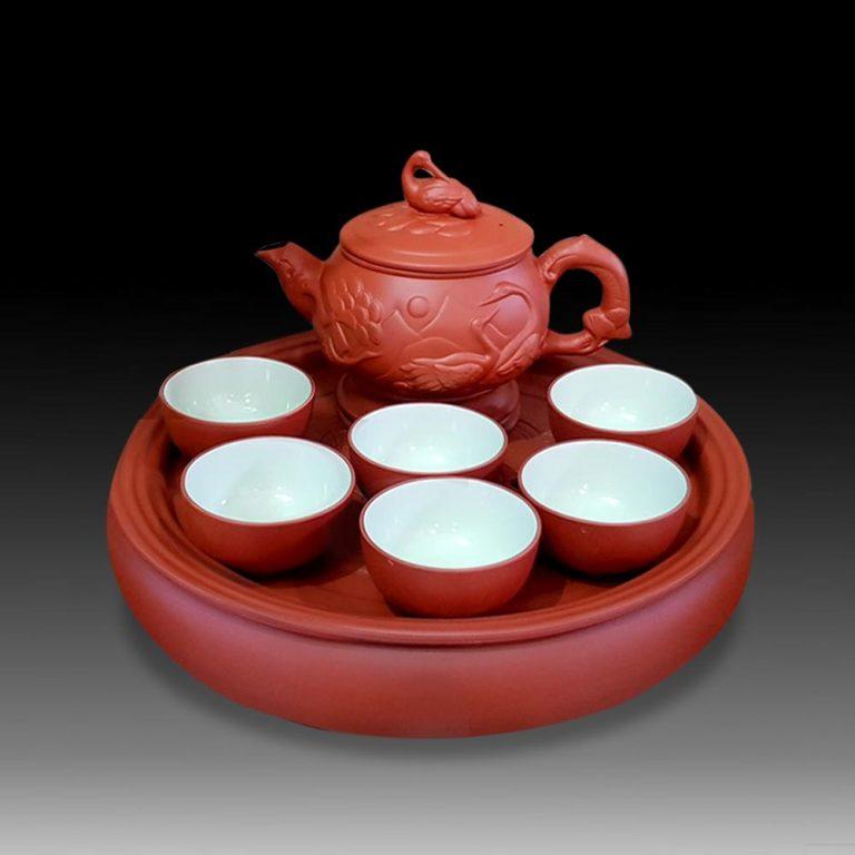 Bộ ấm trà 8