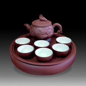 Bộ ấm trà 9